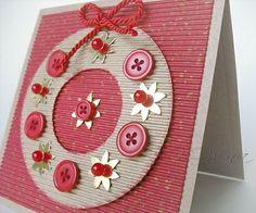 Открытки своими руками (новогодние открытки и украшения)