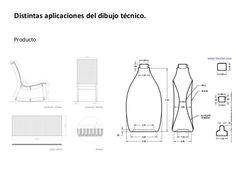 Distintas aplicaciones del dibujo técnico. Producto