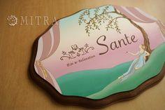 エステ&リラクゼーションサロンSanteさんの看板 - MITRA Blog みとぅらのココロ