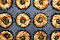 Too Much Cheddar and Jalapeno Muffins | Joy the Baker