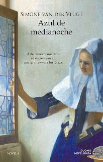 Los libros de Dánae: Azul de medianoche.- Simone Van Der Vlugt