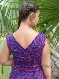 *Belladone d'Afrique* par Pauline17 - thread&needles
