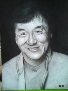 #realism #jackiechan on Behance