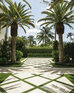 The landscape designer has a gift for luring even the most cosseted homebodies into the great outdoors, from Palm Beach to East Hampton.