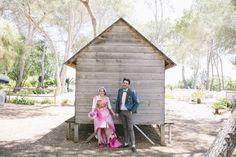 Pareja de novios #wedding #bodas #novios #love #amor #casamadera
