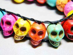 Sugar Skulls Bracelet