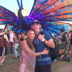 Coachella 2015, love wearing #wendypearls, #pearlsaroundtheworld .