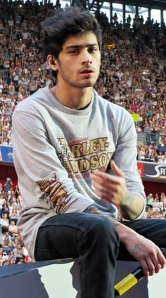 Zayn freakin Malik you are freakin perfection