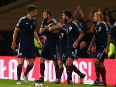 Darren Fletcher: 'Scotland face difficult task to end 20-year tournament wait'