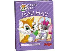GATOS & CO - MIAU MIAU. Cuatro pequeños gatitos corren una divertida carrera por el mejor puesto en el cesto. No obstante, sólo se puede acostar a un