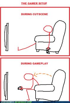 video game memes - The Gamer Workout