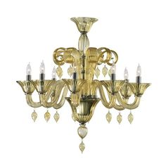I pinned this Trviso Chandelier from the Design Report event at Joss & Main!