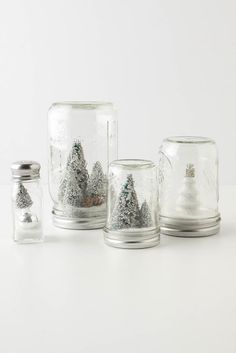 Eat. Sleep. Decorate.: {DIY} Anthropologie Snow Globes