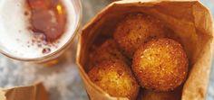 Arancinis au fromage (style fondue au parmesan) Recettes | Ricardo