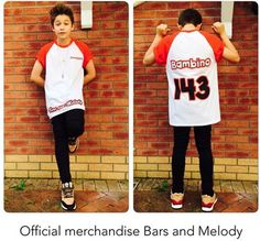 """Here it is , the first EVER official Bars and Melody Tshirt here is the size infoSizeChest (to fit) S - 35/37"""", M - 38/40"""", L - 41/43"""", XL - 44/46"""", 2XL - 47/49"""""""