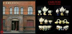 A selection of Carlton Walking Ware pinned by Santino & Co. A new generation of Walking Pottery has arrived, providing a breath of fresh air for all Walking Ware collectors. Hand-made and hand-painted, in limited edition production runs. Choose from lots of modern, attractive styles and designs...  Santino & Co do NOT mass-produce. Follow us today, LIKE, SHARE, PIN, and COMMENT! Santino & Co...Making today's collectables... tomorrow's antiques.