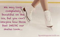 """^) ❄Ice Skaters❄ o_("""")("""") Ice Skating Funny, Figure Skating Funny, Figure Skating Quotes, Figure Skating Outfits, Figure Skating Dresses, Skate 3, Skate Wear, Mom Quotes From Daughter, Mom Daughter"""