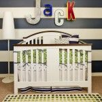 We think Jack is a lucky little boy! What a beautiful nursery!