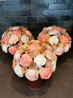 Blossmmms- Specialty Cupcake Bouquets - Home
