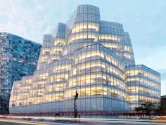 IAC Building - Architecture Linked - Architect & Architectural Social Network