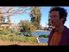 Ecovillage Kibbutz Lotan en permaculture, Oasis de 30 ans d'existence, 200 personnes.- www.biovie.fr - YouTube