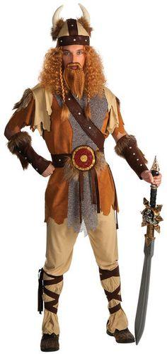 Naamiaisasu; Viikinki Soturi standardikokoisena. Kylmän Pohjolan kylmäverinen soturi. #naamiaismaailma