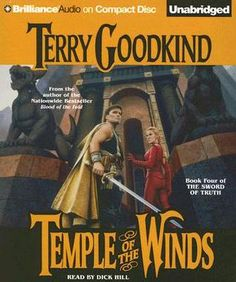 Temple of the Winds (Sword of Truth, #4) by Terry Goodkind