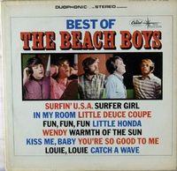 Beach Boys - Best of Vol. 1