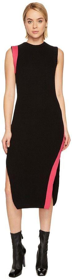 Versace Abito Maglia Donna Women's Dress