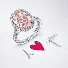 I truly do ❤️ #love #forever #iloveyou #diamonds #diamond #diamondring #pinkdiamonds #pink #platinum #rosegold #rare #wedding #weddingrings #wiw #ootd #BeUneek #Uneek #handcrafted #handmade #madeinusa #madeinLA #engagementrings #lovestory