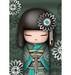 75 Best KIMMIDOLL {strength} Images On Pinterest Geishas - 736x784 - jpeg
