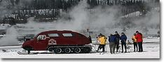 Snowmobile Yellowstone National Park - Yellowstone Snowmobile Tours