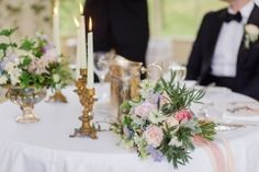 AG 516 2 Wedding Table, Table Decorations, Flowers, Inspiration, Home Decor, Homemade Home Decor, Decoration Home, Wedding Drink Table, Florals