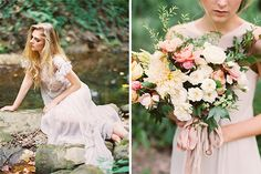 Magnolia Rouge's Best Wedding Inspiration Of 2015 via Magnolia Rouge