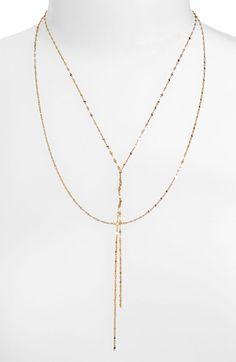 Lana Jewelry 'Blake' Lariat Necklace | Nordstrom