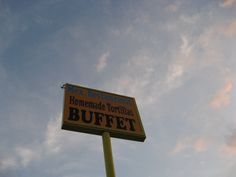 Mexican Food Buffet