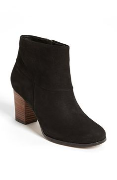 perfect fall bootie
