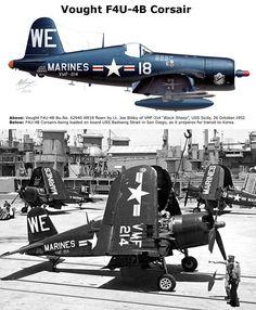 Vought F4U-5B Corsair