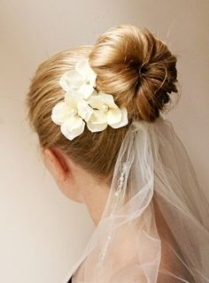 Images of Wedding Hairstyles Bun