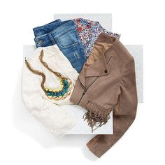 Unbox your inner boho. Schedule a Fix to try new trends & styles at stitchfix.com.