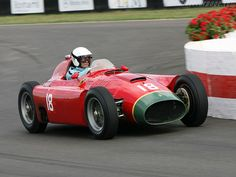 1955 Ferrari D50-801 F1