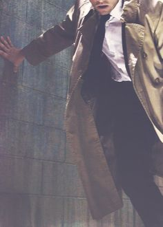 Lisa I she/her I I breathe Destiel This is a den of iniquity. Sam Winchester, Winchester Supernatural, Supernatural Art, Constantine Hellblazer, John Constantine, Jensen Ackles, Castiel Aesthetic, The Evil Within, Character Aesthetic