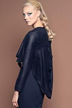 """Tina Lobondi - SS13 """" Another beautiful jacket!"""""""