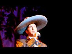 YO SOY MEXICANO - Lorenzo, nieto de Jorge Negrete - YouTube