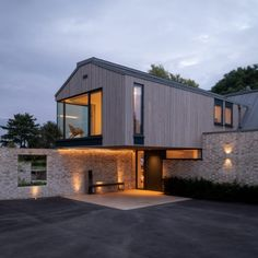 Find out how the minimal windows sliding door system helped encapsulate the bold features of this stunning Georgian home. Clerestory Windows, Casement Windows, Sliding Door Systems, Sliding Glass Door, Georgian Buildings, Hedsor House, Zinc Roof, Steel Beams, Timber Cladding
