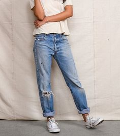 @Alex Jones Jones Leichtman M What Wear - The Best Boyfriend Jeans For Summer (Yes, They're Still Cool)