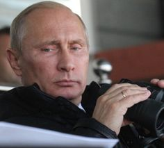 Why Vladimir Putin Is Kicking Barack Obama's Behind July 23, 2014 by Ben Shapiro Western humiliation on an epic scale