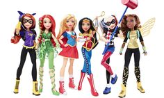 Mattel says new and varied range of hair, face and body will promote healthy and realistic self-image so that girls can 'find a doll that speaks to them'