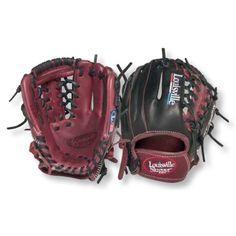 Louisville Slugger Evolution Baseball Gloves: Made in America? What do