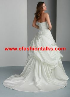 Style 50021 » Wedding Gowns » DaVinci Bridal » Available Colours : Ivory, White (back)